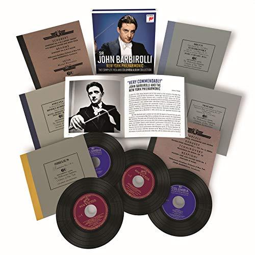 Sir John Barbirolli- The Complete RCA & Columbia Album Collection