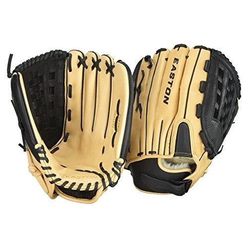 (Easton Natural Elite Ball Glove, 12.5-Inch, Left Hand )