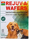 Sun Chlorella- Rejuv-A-Wafers- Chlorella & Eleuthero Superfood Supplement For Dogs And Cats (60 Wafers) For Sale