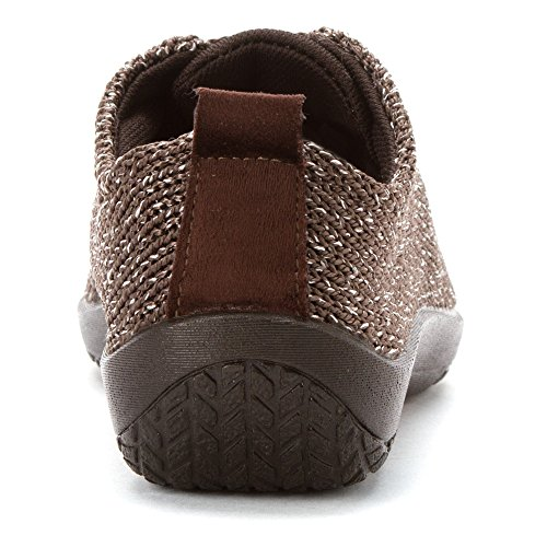 Scarpe Night Brown nbsp;Tessuto Starry ARCOPEDICO 1151 LS Donna Xwqx140I