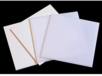 DiLi - Store - Acrylic Sheet - Pure White Acrylic Board