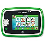 LeapFrog Leappad3 Kids Learning Tablet, Green (French)