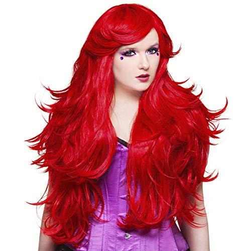 Rockstar Wigs Hologram 32 - JEM RED - 00614