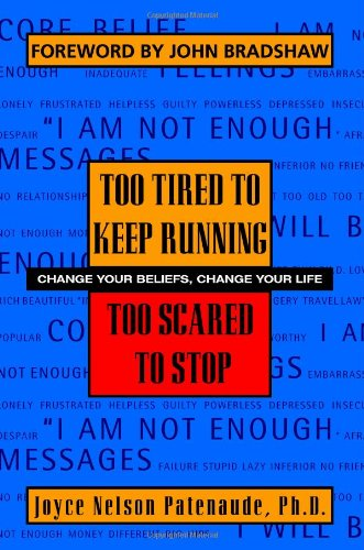 Buy Too Tired To Keep Running, Too Scared To Stop: Change