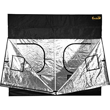 Gorilla Grow Tent GGT59 Tent 5 by 9 by 6-Feet/11-Inch Black  sc 1 st  Amazon.com & Amazon.com : Gorilla Grow Tent - 10 Feet Length x 10 Feet Width ...
