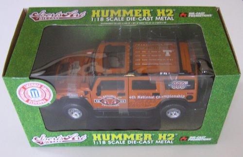 Football Toy Trucks : Highway texas longhorns football hummer h diecast car
