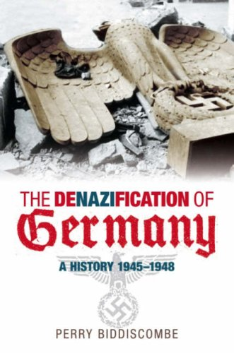 The Denazification of Germany 1945-1950