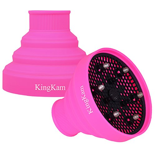 Collapsible Silicone Hair Dryer