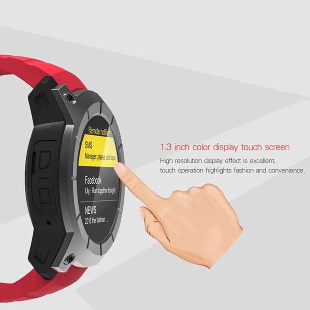 Smart Watch, S958 Deportes Impermeable Pulsera, Monitor de ritmo ...