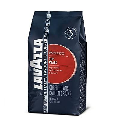 Lavazza Top Class Case 6 bags (2.2 lb each bag)