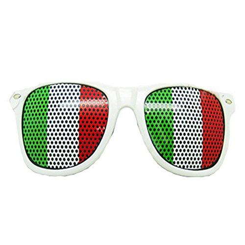 patriótico Banderas Estilo clásico Adultos de de de de Alemania Sol Bandera para diseño para de Eyewear los Nacionales Sol Gafas Gafas Fans de vwqB6P