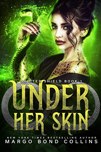 - Under Her Skin (Shifter Shield Book 1)