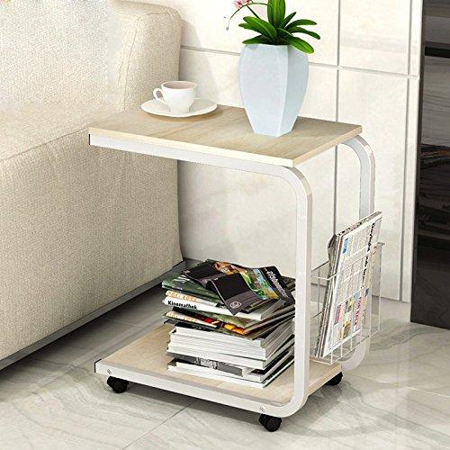 FEIFEI モバイルコーヒーテーブルシンプルでモダンなミニソファキャビネットのベッドサイドテーブル51 * 30 * 56CM ( 色 : 07 ) B07CKZ7VJM 7 7