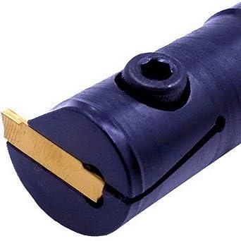MGMN150-G 1PCS MGIVL2016-1.5 Lathe Grooving Cut-Off Tool Holder Boring Bar