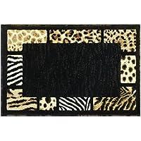 Animal Print Door Mat 2 Ft. X 3 Ft. 4 In. Design #73