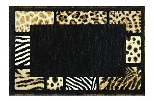 Animal Print Door Mat 2 Ft. X 3 Ft. 4 In. Design #73