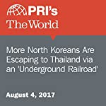 More North Koreans Are Escaping to Thailand via an 'Underground Railroad' | Patrick Winn