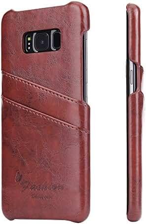 Samsung Galaxy S8 Wallet Phone Case Credit Card Protector