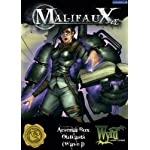 Wyrd Miniatures Malifaux Outcast Arsenal Pack Model Kit 6