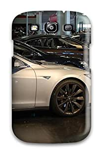 Evelyn C. Wingfield's Shop 1742378K89409256 Tpu Fashionable Design Tesla Model S 37 Rugged Case Cover For Galaxy S3 New
