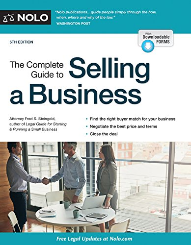Complete Guide to Selling a Business, The ()