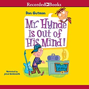 Mr. Hynde Is Out of His Mind! Audiobook