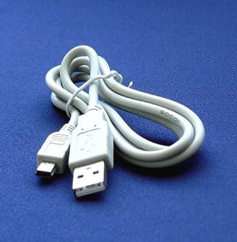 Nikon D3100 Digital DSLR Camera Compatible USB 2.0 Cable Cord – UC-E4, UC-E5 Model – 2.5 feet White - Bargains Depot®