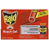 SC Johnson Raid Roach Gel