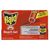 Best Johnson Roach Killer Sprays - Raid Roach Gel Review