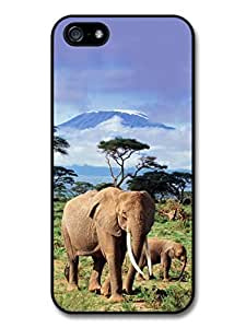 PC Phone Cases Compatible with HTC One M9C Blue Tone Charming Cute Lion Matte Pattern