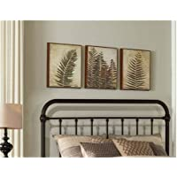 Hillsdale Furniture Kirkland Full/Queen Headboard without Frame - Dark Brown