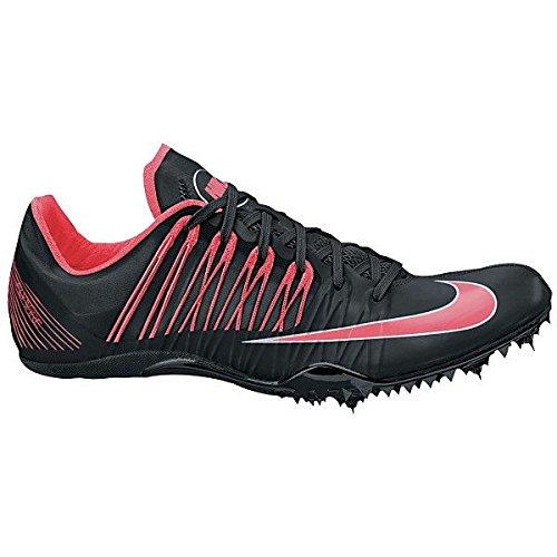 Nike Zoom Celar 5 Löpande Spikar Vit / Svart