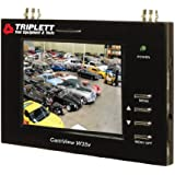 Triplett CamView 8055 Wrist-Mounted Test Monitor with 3.5-inch Color LCD and 12V Output for Surveillance Cameras