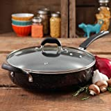 The Pioneer Woman Vintage Speckle Non-Stick Jumbo Cooker (Black)