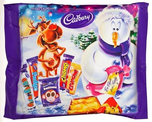 Cadbury Selection Pack - Cadbury Medium Selection Pack 81g