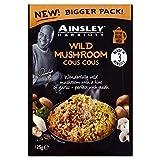 Ainsley Harriott Wild Mushroom Cous Cous 125g (Pack of 6)