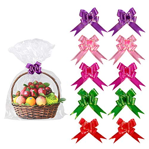 20 Pack Clear Basket