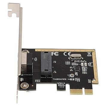 Tarjeta de Red Gigabit Ethernet, 10/100 / 1000Mbps 8111H ...