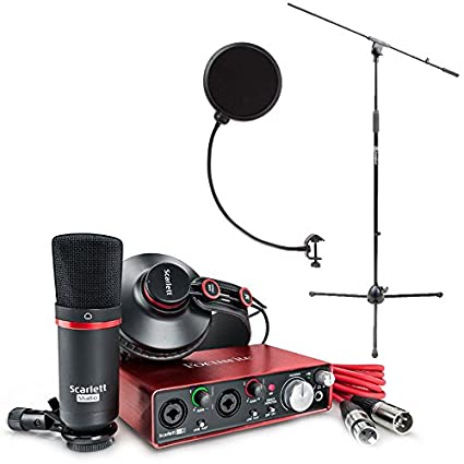 Amazon.com: Focusrite Scarlett 2I2 USB Interfaz de audio ...