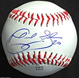 NICK FRANKLIN SIGNED BASEBALL SEATTLE MARINERS 2009 1ST RD PICK PROOF COA K2