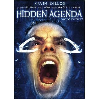 Amazon.com: Hidden Agenda: Kevin Dillon, Christopher Plummer ...