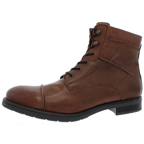 19572d595912 GBX Mens Veno Ankle Dress Cap Toe Boots  Amazon.ca  Shoes   Handbags