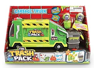 The Trash Pack Garbage Truck Playset by The Trash Pack