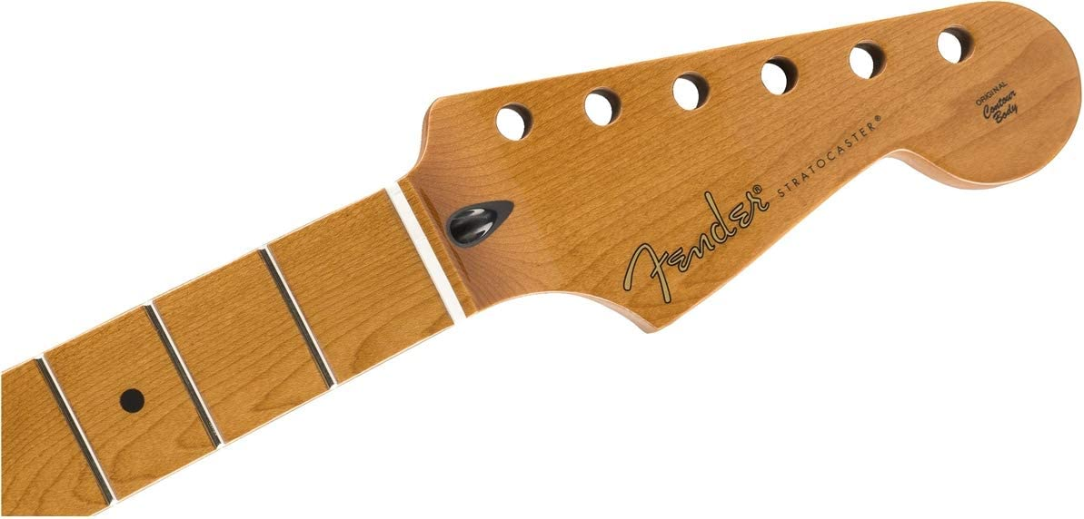 Fender Stratocaster cuello – arce tostado – 12 pulgadas – 22 ...