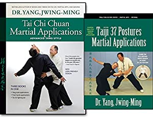 Bundle: Tai Chi Martial Applications book & DVD by Dr. Yang, Jwing-Ming **Bestseller** by YMAA