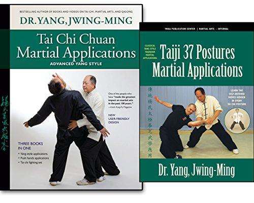 Bundle: Tai Chi Marcial Aplicaciones Libro & DVD por Dr. Yang, Jwing-Ming **Bestseller**