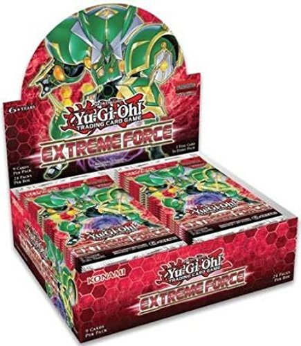 Yu-Gi-Oh! TCG: Extreme Force Special Edition Booster Display Box
