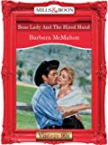 Boss Lady and the Hired Hand by Barbara McMahon front cover