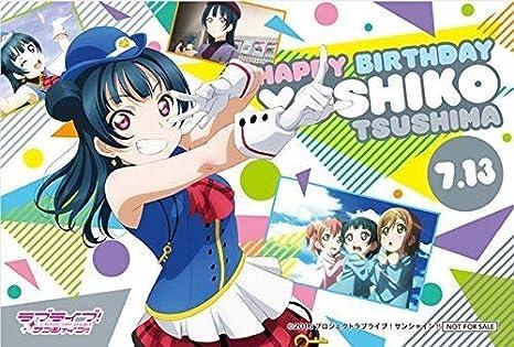 Amazon Japan Lottery Love Live Sunshine Yoshiko Tsushima