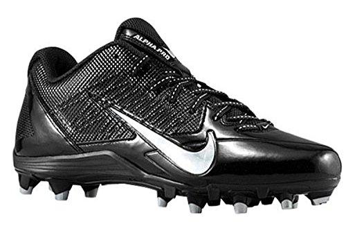 Fußballschuh Schwarz TD M 13 Mens US Metallic Nike Silver Pro Alpha 5 D qnvSw4x6